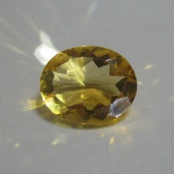 Natural Citrine Oval 2.93cts