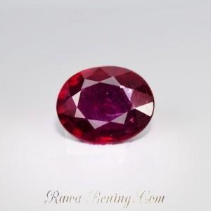 Ruby Madagaskar 2.29 carat