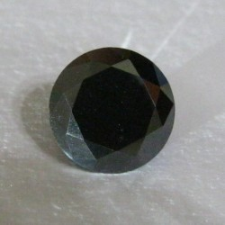 Round Solitaire Moisssanite 3.13cts