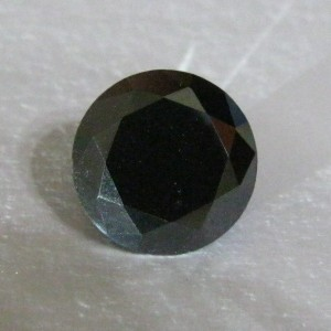 """Black Diamond"" Moisssanite 3.13cts"
