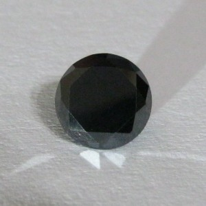Black Moissanite 2.9 carat