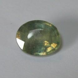 Safir Hijau Bening 1.99 carat
