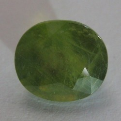Natural Green Sapphire 5.52cts