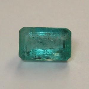 Rectangular Natural Emerald 2.19cts Harga gak belasan juta gan!