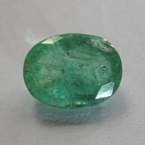 Natural Emerald 2.46 carat Keindahan Batu Mulia Asli dan Alami