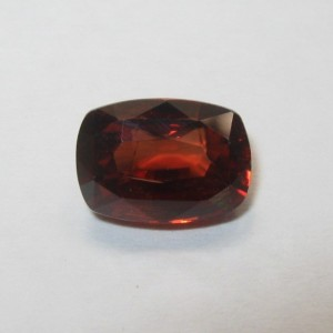 Natural Zircon Cushion 3 cts