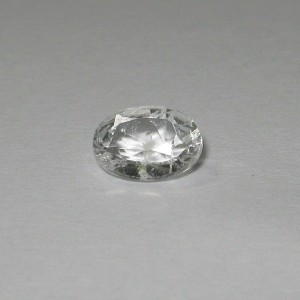 Natural Oval White Topaz 1.35cts