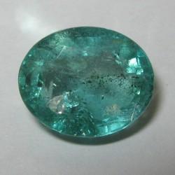 Zamrud Oval 2.62 carat