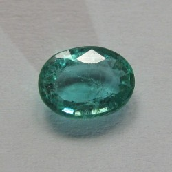 Top Natural Emerald 0.60 carats