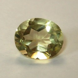 Natural Lemon Topaz 3.8cts