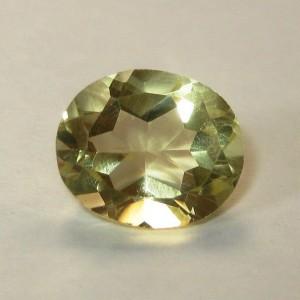 Batu Permata Lemon Topaz 3.8cts Indah Bersinar Atraktif