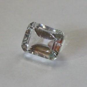 Batu Mulia Topaz Putih 3.3 carat Asli dan Berkualitas!