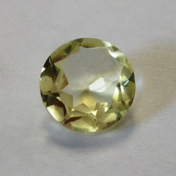 Lemon Topaz Round 2.20 carat