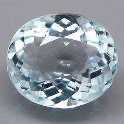 Natural Top Blue Sky Aquamarine 1.44 carat