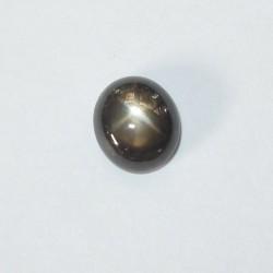 Natural Black Star Sapphire 4 carat