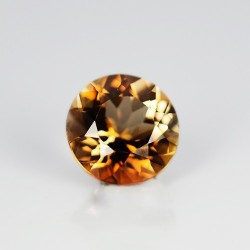 Natural Champagne Imperial Topaz 4.1 carat