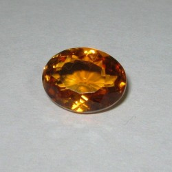 Top Fire Citrine Oval 4.66 carat