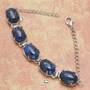 Gelang Copper Lapis Lazuli untuk Reporter Berita