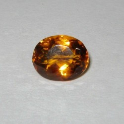 Natural Orange Citrine 2.87 carat