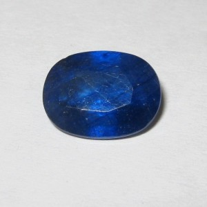 Natural Sapphire Royal Blue 4.13 carat